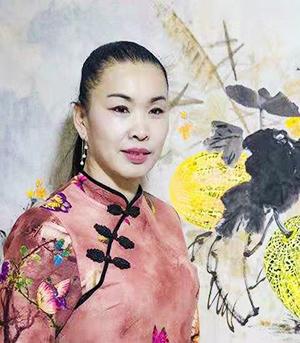 李秀华在线绘画展厅